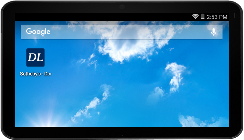 portfolio DL Realty (Android App)