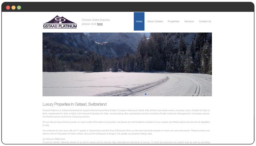 portfolio Real Estate Agency – CH