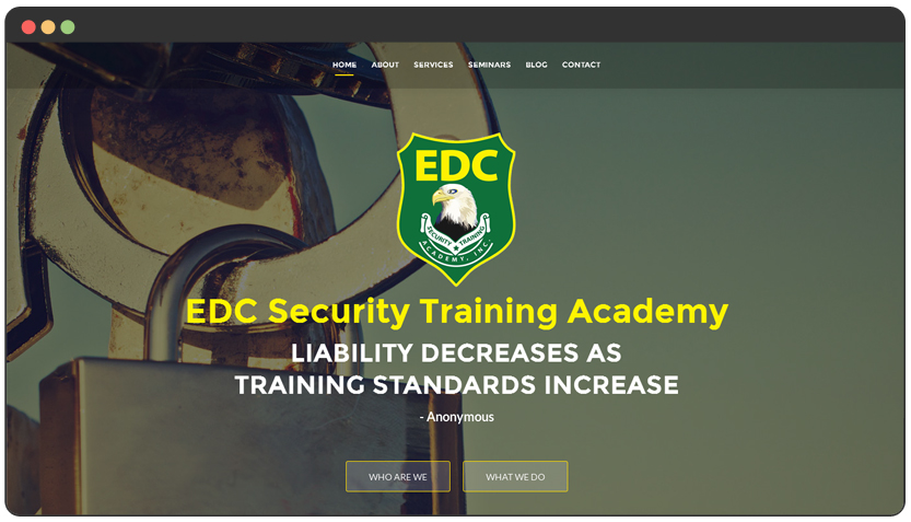 Security Training Agency