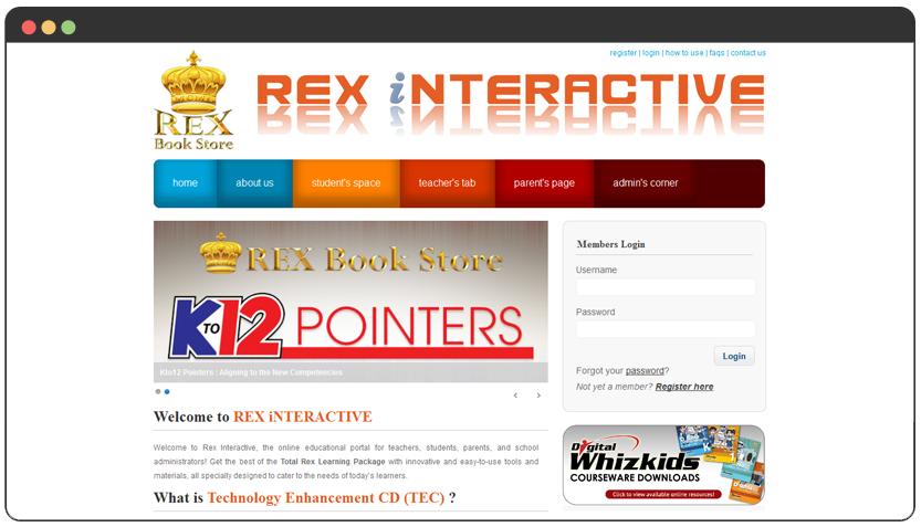 Educational Materials Portal