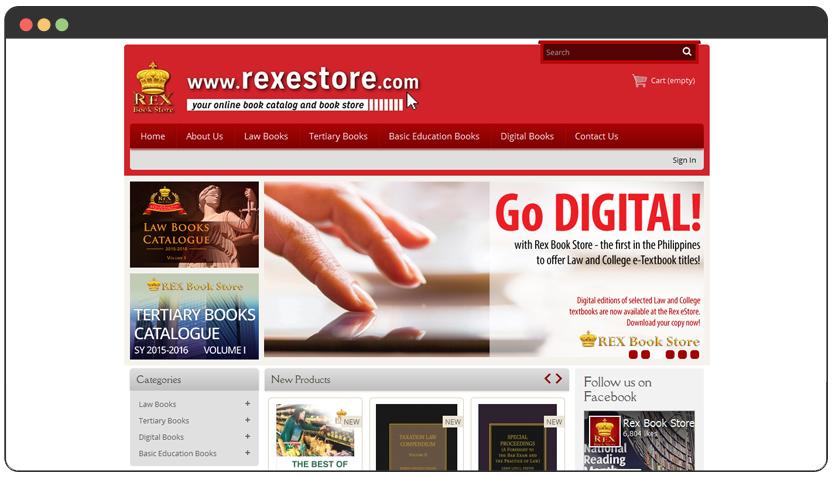 portfolio Online Book Store