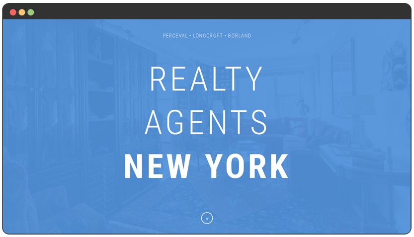 portfolio Real Estate Agents New York