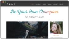 Self-Help & Support Community Website
