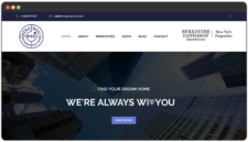 Group of NYC Real Estate Agents