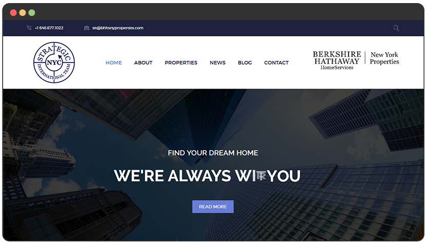 portfolio Group of NYC Real Estate Agents