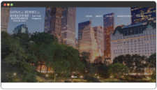 NYC Real Estate Agent Website
