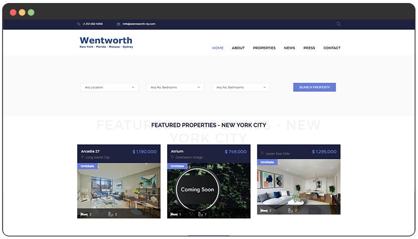 portfolio NYC Realtors