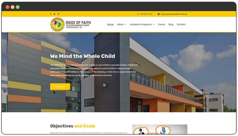 portfolio School – Basic Education