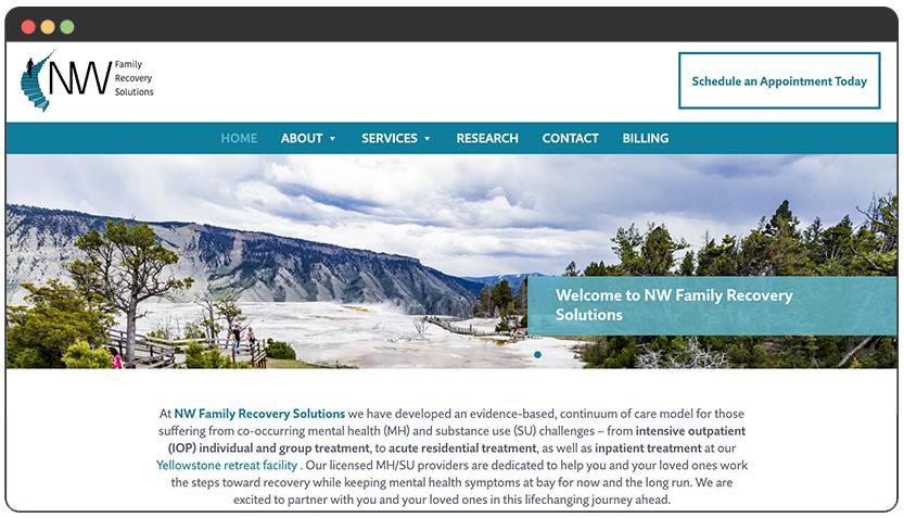portfolio Family Recovery Solutions
